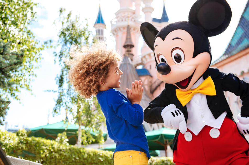 Vind rejse til Disneyland® Paris