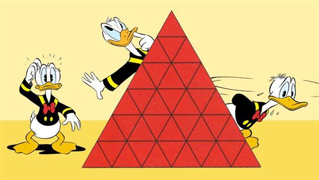 Hvor mange trekanter?