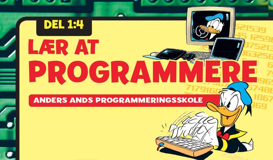 Anders Ands programmeringsskole, del 1:4