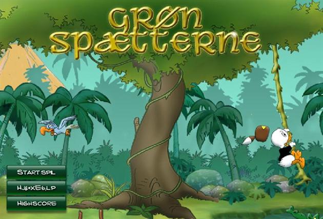 Har du prøvet Grønspætte-spillet?