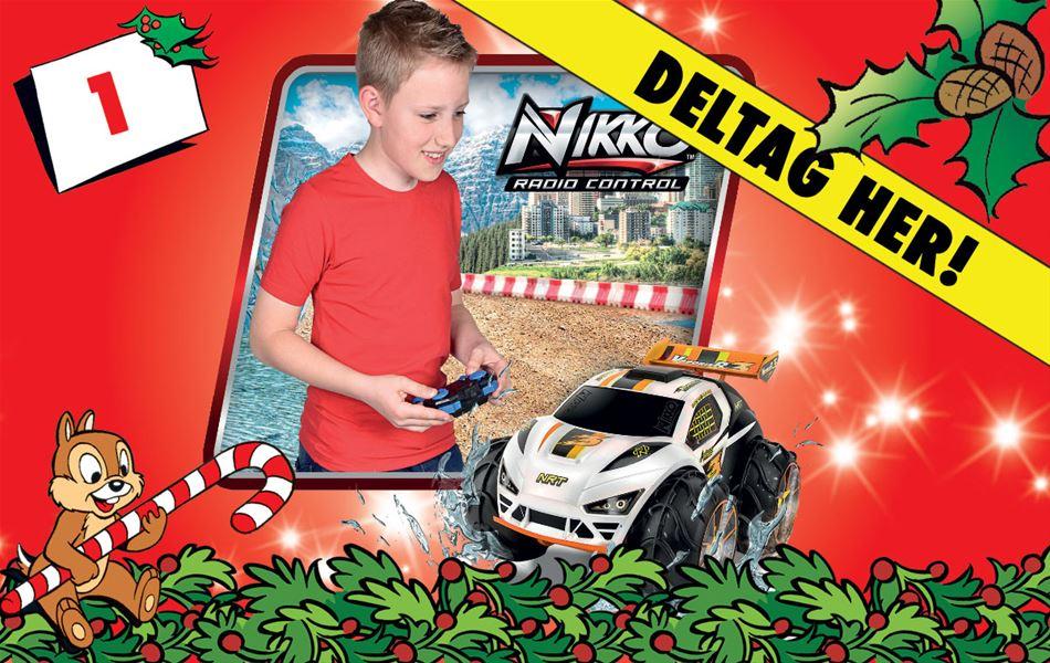 1. december - vind Nikko VaporizR 3