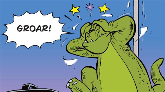 Hvad døde dinosaurerne af?