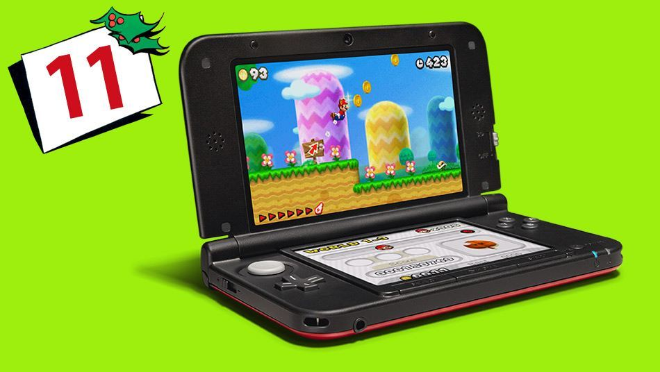 Vind Nintendo 3DS XL!