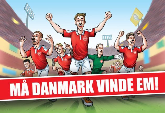 Fodbold plakat!