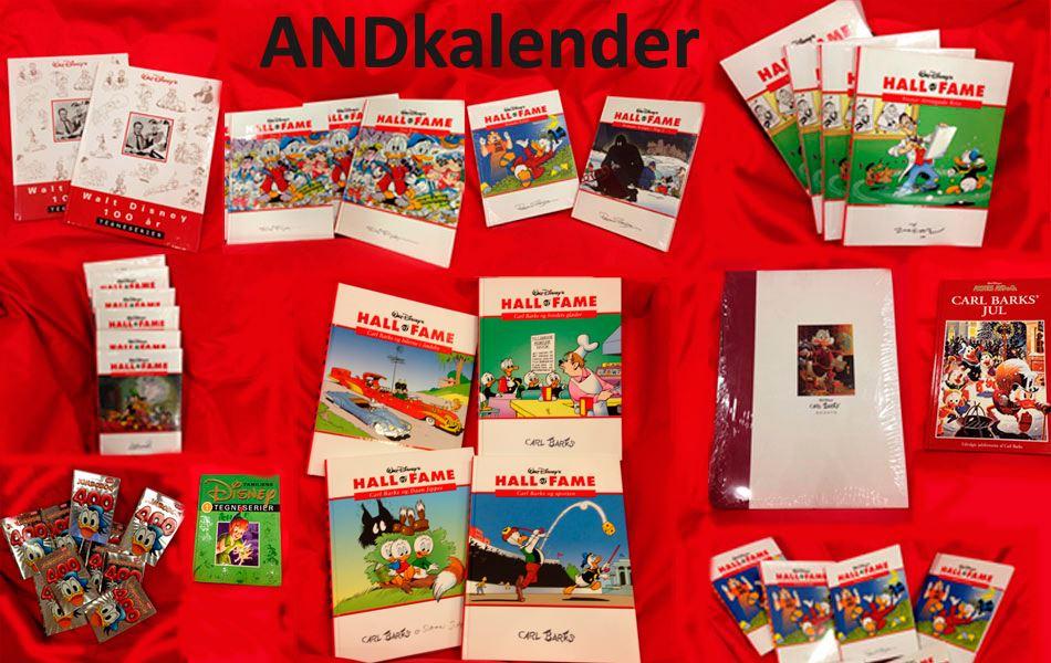 Afsluttet: ANDkalender - 1. januar