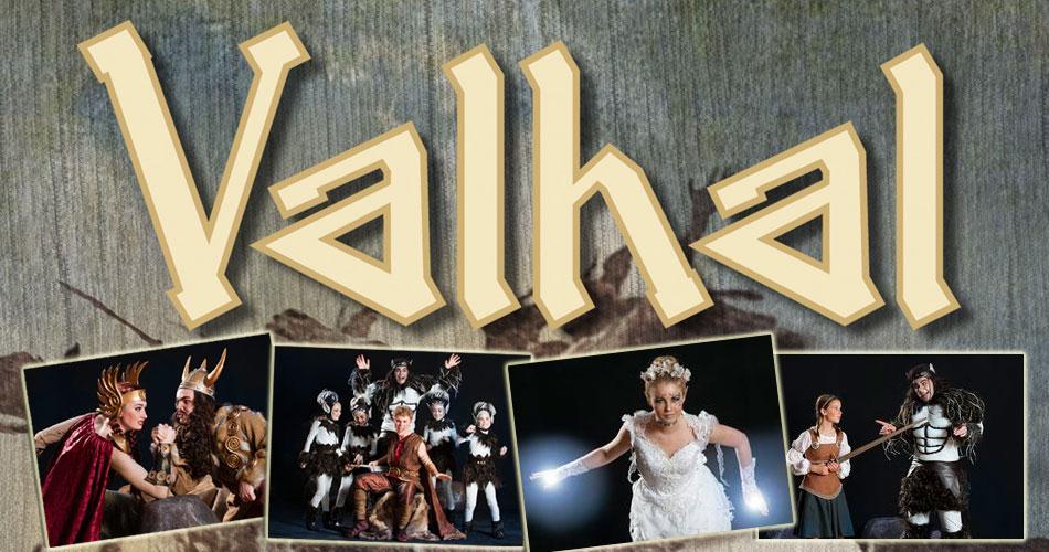 Se hvem der vandt billetter til Valhal i Tivoli!