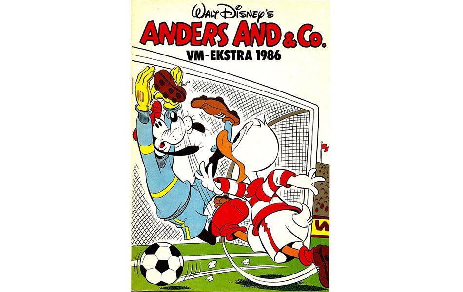 Anders And fortæller: