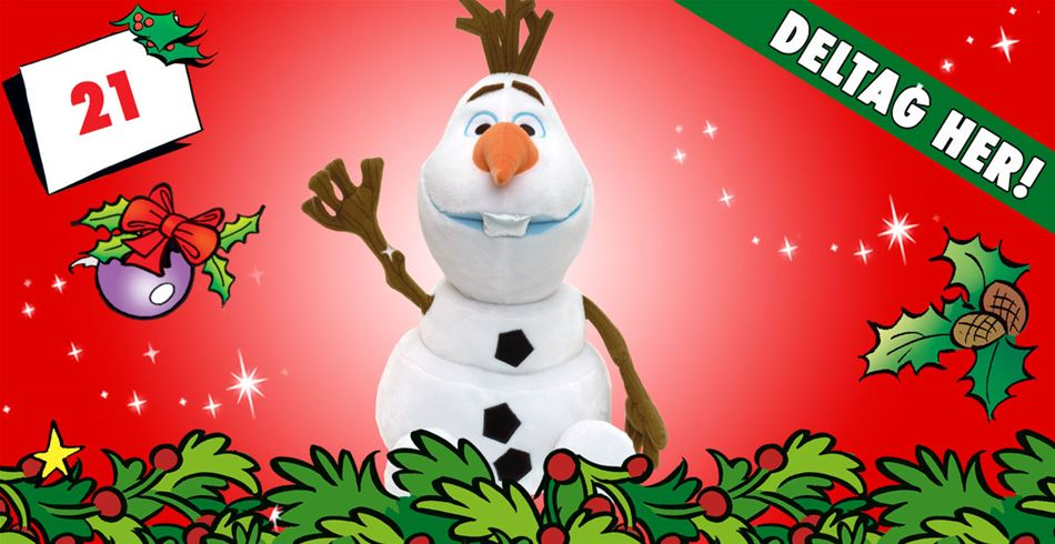 21. december • VIND: Olaf