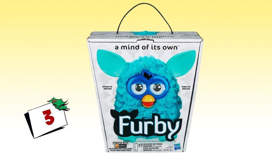 VIND en supersej Furby!