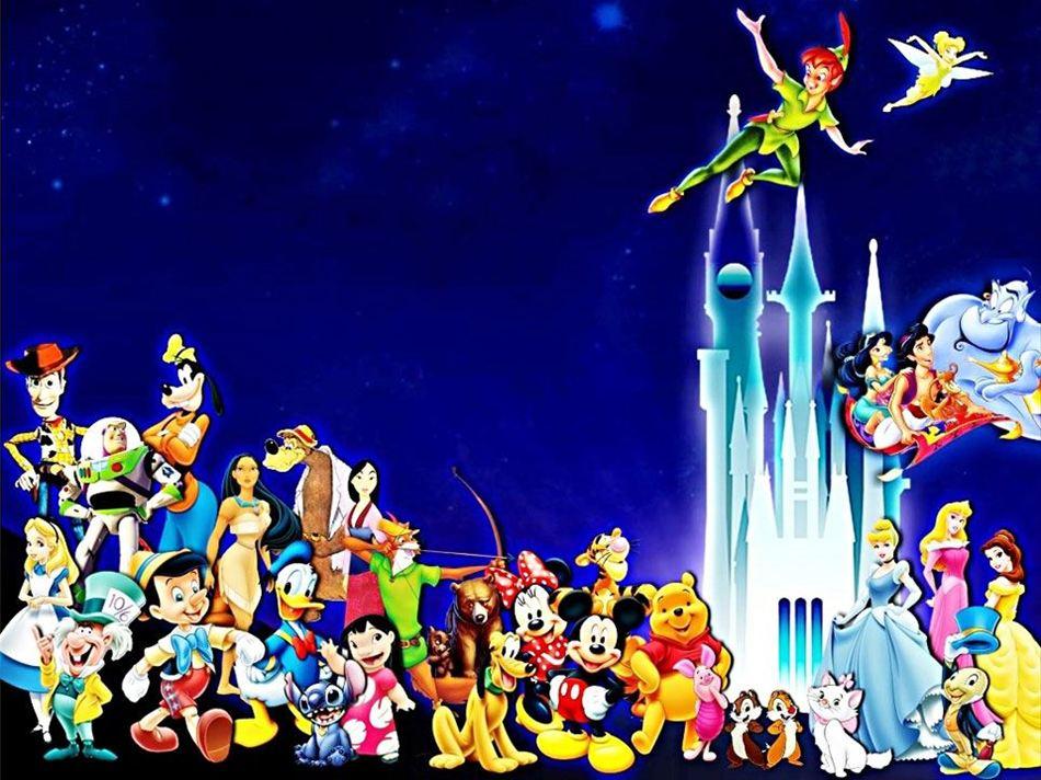Hvad ved du om Walt Disneys vidunderlige verden?