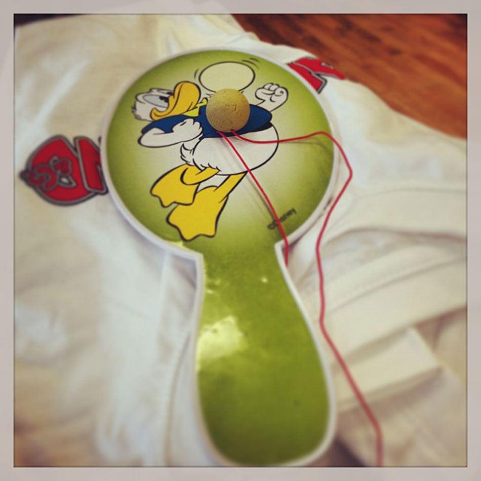 'Paddle Ball' i AA&Co. nr. 40!