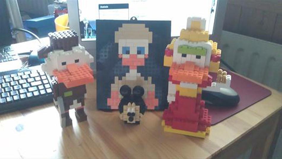 Har du set Billed-Magerens LEGO-kreationer?