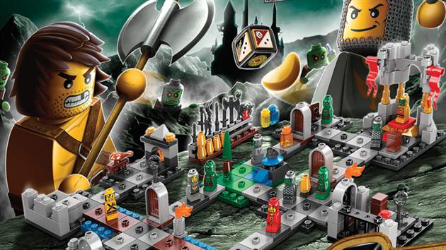 Afsluttet: LEGO® Heroica!