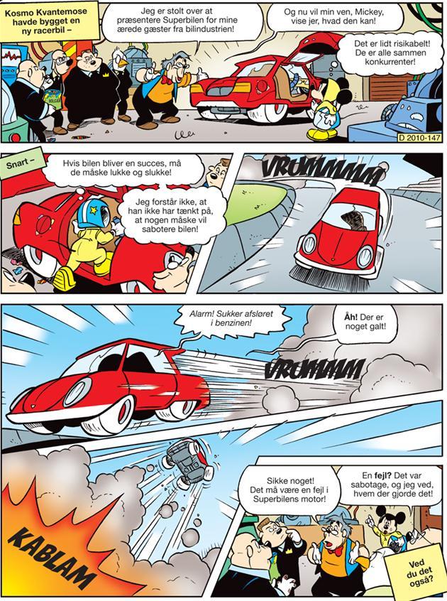 Du gådeste: Superbilen