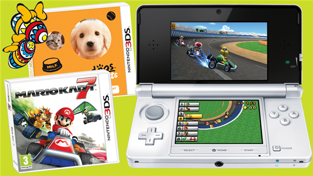 Afsluttet: Vind spilpakke fra Nintendo!