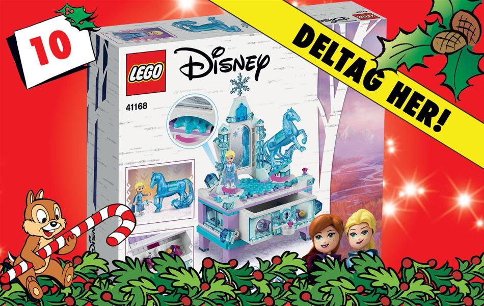 10. december - Elsas smykkeskrin