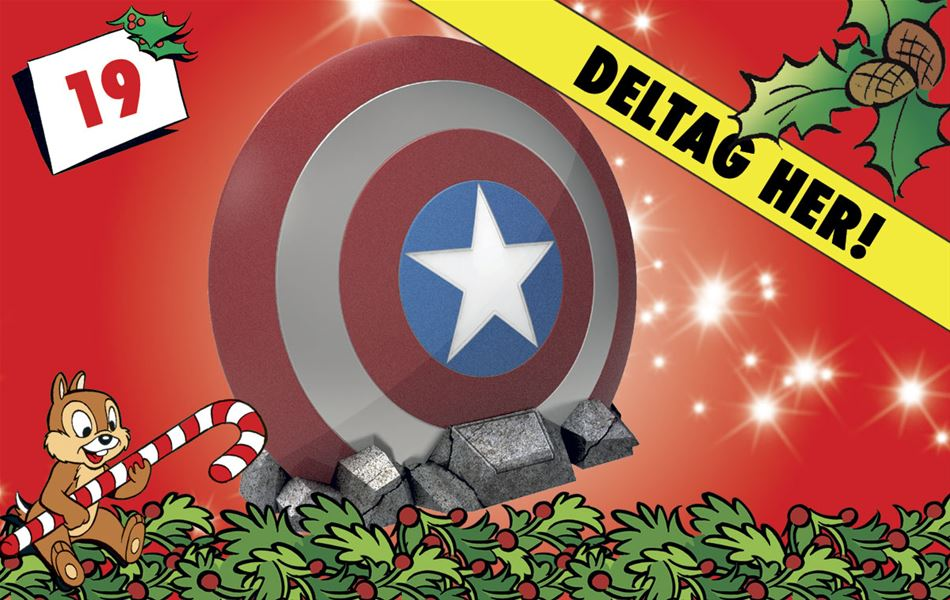 19. december • Vind Marvel Avengers bluetooth-højtaler