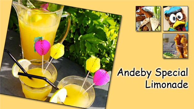 Andeby Special Limonade