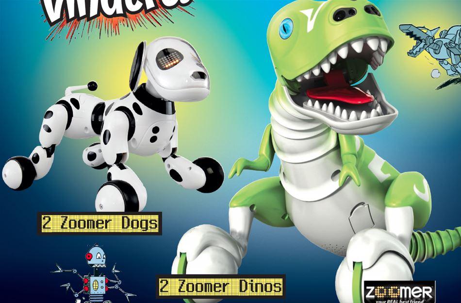 Vindere af Zoomer Pets