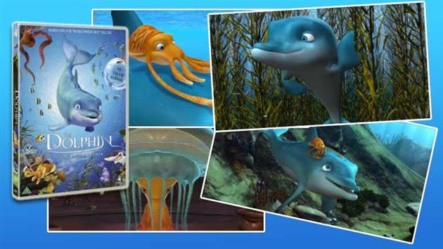 Afsluttet: Den Lille Delfin På Eventyr