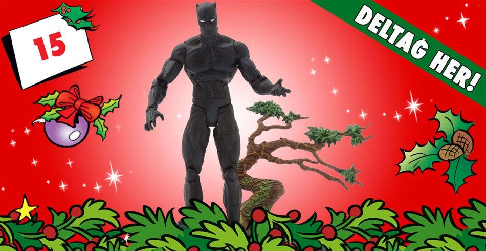 15. december • VIND: Black Panther-figur i samleudgave