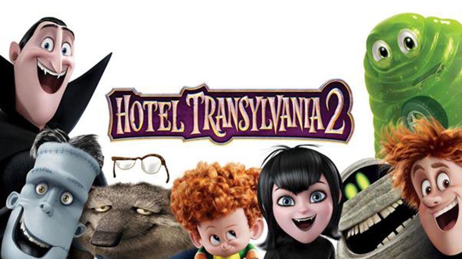 Var du med til Hotel Transylvania 2