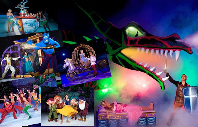 Afsluttet: Disney On Ice i vinterferien