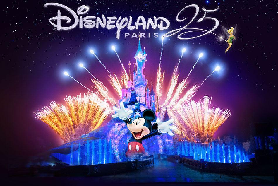 AFSLUTTET: Vind et ophold i Disneyland for hele familien