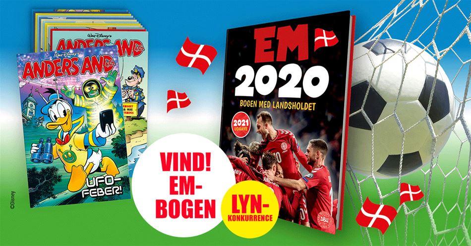 Vind EM 2020-bogen