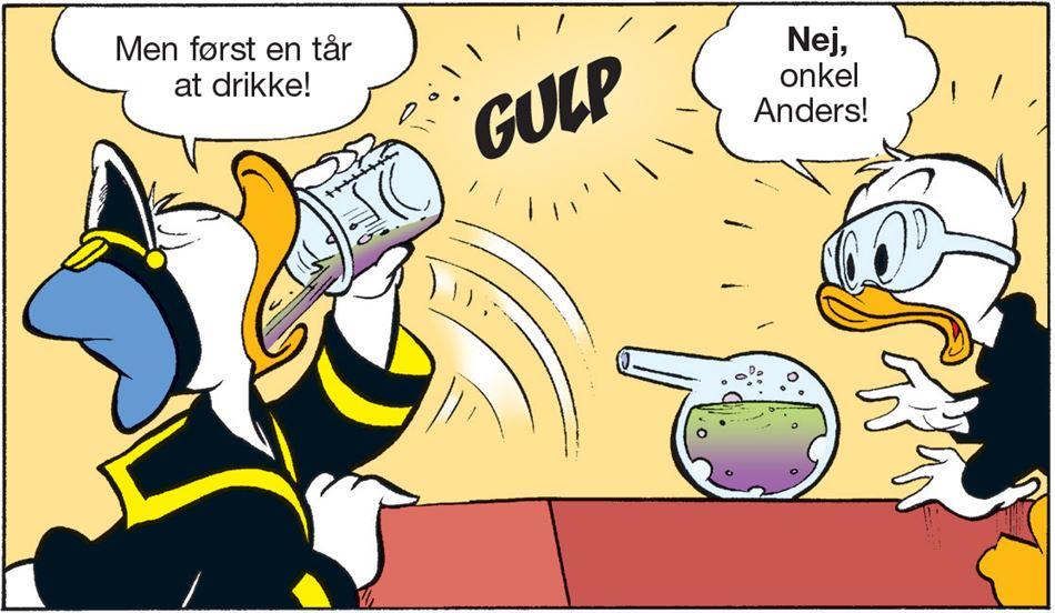Geniet Anders