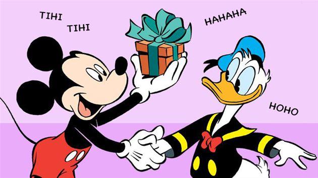 NYT: Nu giver vi gaver for dine vittigheder!