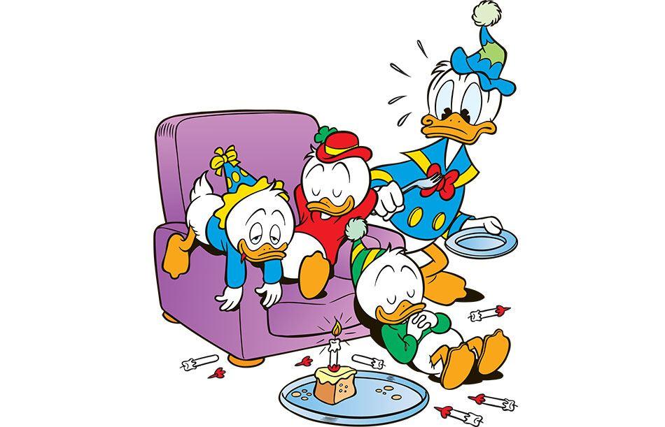 Skriv en fødselsdagshilsen!