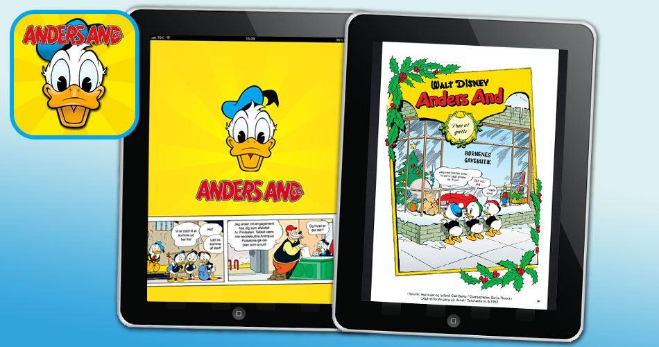 Gratis julehistorie til iPad
