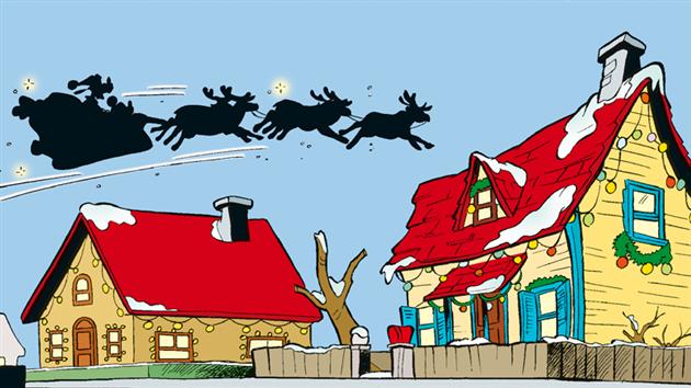Hjem til Jul!