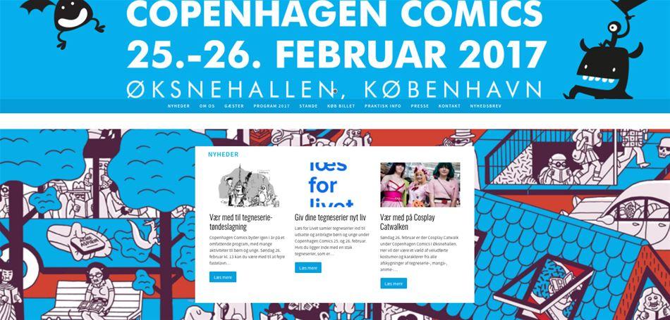 Kom til CopenhagenComics