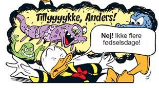 Andebys sjoveste and fylder år den 9 juni.