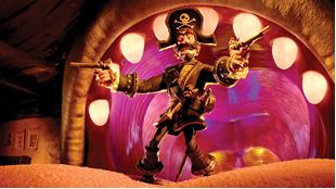 Afsluttet: Piraterne!