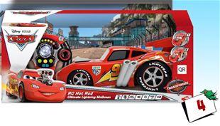VIND fjernstyret Lightning McQueen!