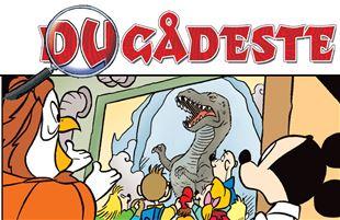 Du gådeste: Frossen tyrannosaurus
