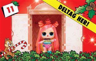 11. december - Vind L.O.L Suprise Hairgoals
