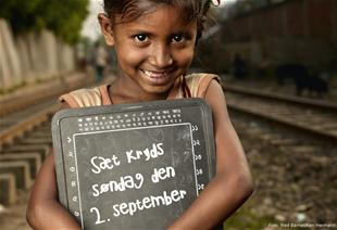 Børn har ret til at gå i skole