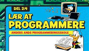 Anders Ands programmeringsskole, del 2:4