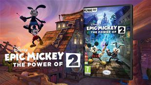 Afsluttet: Tegn Mickey og vind EPIC MICKEY 2!