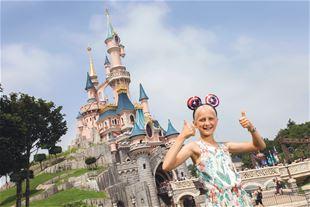 Ajas tur til Disneyland® Paris