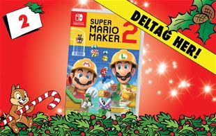 2. december - Vind Super Mario Maker 2