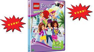 AFSLUTTET: Ny LEGO Friends DVD
