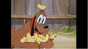 Pluto som mor?