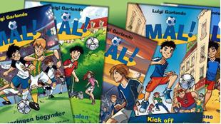 Afsluttet: Vind fede fodboldbøger