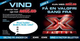 Hvad hedder Anders Ands nabo?