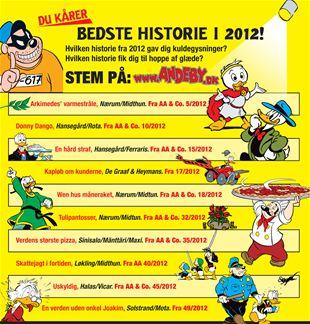 Bedste historie i 2012!